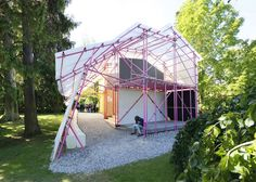SelgasCano reuses museum pavilion as a school for Africa's largest urban slum