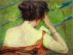 Eliseu Visconti ~ Impressionist/Art Nouveau painter | Tutt'Art@ | Pittura * Scultura * Poesia * Musica |
