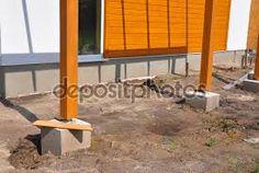 Risultati immagini per fondazioni legno