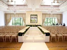 Four Seasons Wedding By www.beourguestpartyrental.com