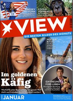 VIEW Heft 01/2013 Cover, Movie Posters, Roller Coaster, Relationship, Health, Photo Illustration, Film Poster, Popcorn Posters, Film Posters