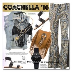 """""""Pack for Coachella!!"""" by svijetlana ❤ liked on Polyvore featuring Louis Vuitton, Free People, Rebecca Minkoff, Yves Saint Laurent, Luli Fama, polyvoreeditorial, christianpaul and packforcoachella"""
