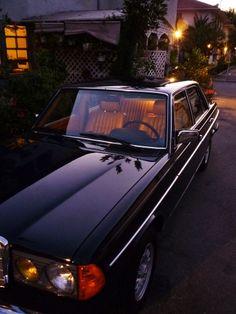 1984 Turbo Diesel Sedan in Midnight Blue – Automobile KRM Mercedes Benz World, Mercedes 300, Mercedes E Class, Mercedes Benz Cars, Volkswagen Tdi, M Benz, Mercedez Benz, Daimler Benz, Classic Mercedes
