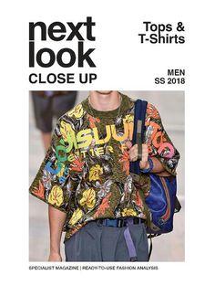 Learn more... https://www.ideedaprodurre.com/en/product/next-look-close-men-top-t-shirts-ss-2018/