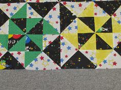 At the corner of Scrap and Quilts