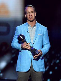 Peyton Manning Honored At ESPY Awards