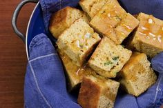 In this video, I show you how to make a super fast cornbread with great spices and heat.