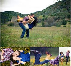 Country Engagement Photos <3