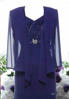 Dress and Jacket set 10 – Isabella Fashions