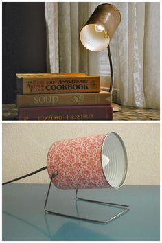 luminaria latas diy faça voce mesmo ideias 2