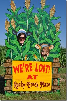 #fall #familyfun at Rocky Creek Maze | Creatively Blooming