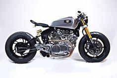 Brat-Bobber-Cafe Racer Yamaha XV 750 Projekt! (Under Construction) - Dette er den ene XV'er, som jeg bruger som inspiration til mit projekt.