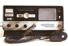Vintage Motorola Police Radios Radio equipment Old