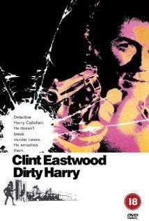 """""""Dirty Harry"""" Who doesn't remember, """"Go ahead, make my day!"""" Ah, it doesn't get any better than Clint Eastwood?"""