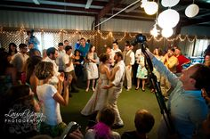 Reasons to Have an  Unplugged Wedding: Because everyone wants the shot.
