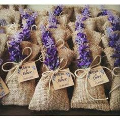 Hochzeitsbevorzugungen Lavender Pouch 6 – dreamss – – Diy World Wedding Favours, Diy Wedding, Wedding Gifts, Lavender Bags, Lavender Sachets, Purple Wedding, Diy And Crafts, Bridal Shower, Wedding Decorations