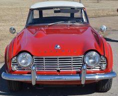 1964 Triumph TR-4A