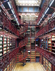 Handelingenkamer, Tweedekamer, Den Haag,  Library in The Hague
