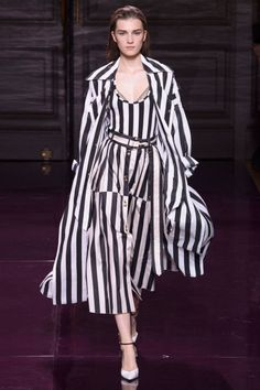 Nina Ricci Spring 2017. See the hottest runway looks and spring trends from Paris Fashion Week: