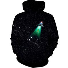 Harambe Abduction Hoodie