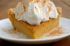 Homemade #pumpkin pie from scratch #ZylissUSA #recipe