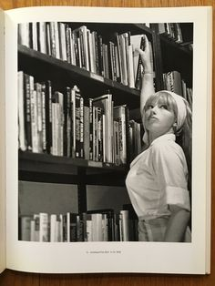 From the photography book 'untitled film stills' by Cindy Sherman.