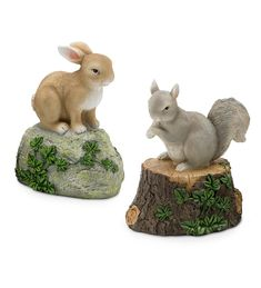 Poly-Resin Outdoor Animal Sculpture Key Hider | Garden Statues