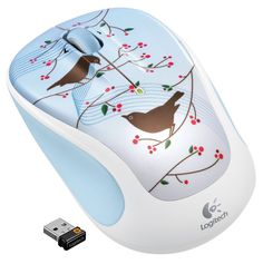 Logitech Wireless Mouse Christmas gift for girls .gift for girlfriend