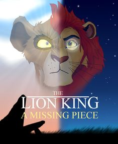 The cover for an upcoming fic that takes place directly after Simba's Pride (though I wouldn't call it a Lion King this is more of a Six New Ad. TLK: A Missing Piece - Cover Lion King 3, Lion King Fan Art, Lion King Movie, King A, Disney Lion King, Hakuna Matata, Lion King Drawings, Big Cats Art, Funny Disney Jokes