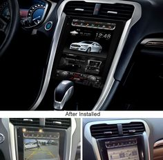 Vw Corrado, Car Ford, Ford Trucks, Ford Fusion Accessories, Ford Fusion Custom, Interior Paint Sprayer, Android Navigation, 2013 Ford Fusion, Vw Amarok