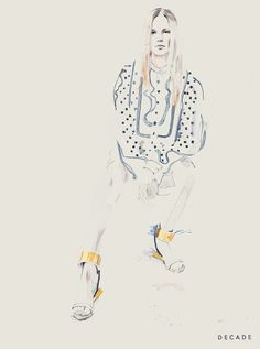 illustration #illustration #drawing #fashion illustration
