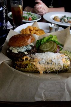 Madison, WI: lunch at Merchant  Omg that looks soooo good!!!!!