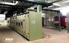Private substations can often be considered as terminal type substations, i.e. substations where the MV line ends at the point of installation of the