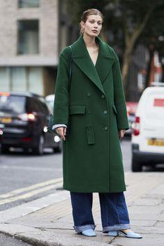 - Street style : 25 tenues chic repérées dans la rue - Elle