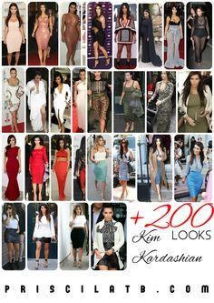 + 200 looks Kim Kardashian -------priscilatb.com--------------------   #kimkardashian #kim #lookskim #looksofkimkardashian #the bestlooksofkimkardashian