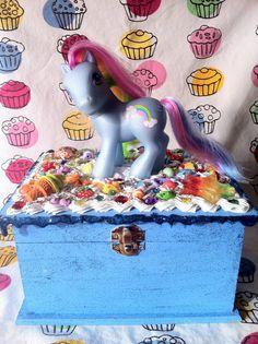 My Little Pony Jewelry Box Glamorous My Little Pony Jewelry Box Cotton Candysugarcubecorner $7000 2018
