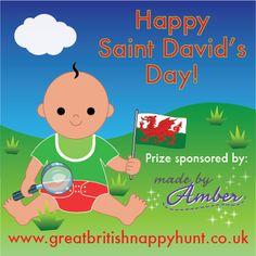 Happy Saint David's