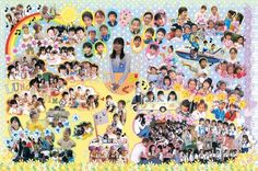 大賞作品を徹底分析!カラフルで活気溢れるページのアイデア!の画像 | 卒園アルバムの手作りアイデア、素材集ブログ Ocean Themes, Welcome Baby, Classroom Themes, Photo Wall, Album, Birthday, Kids, Painting, Image