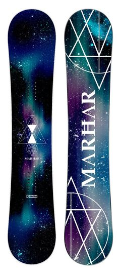Marhar Aura All Terrain Freestyle Women& Snowboard Custom Snowboards, Best Snowboards, Snowboard Design, Ski And Snowboard, Winter Hiking, Winter Fun, Winter Style, Freestyle Snowboard