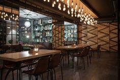 Barco grill & wine bar by Ample Studio, Novorossiysk – Russia » Retail Design Blog