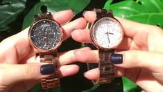 Cool Watches For Women, Make Time, How To Make, Bracelet Watch, Watch Video, Stuff To Buy, Accessories, Fashion, Watches