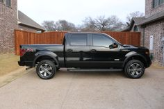 My new Ford F-150 FX4!  LOVE IT!! :-)