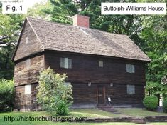 images of Historic homes in CT | Historic Buildings of Connecticut » Colonial Houses