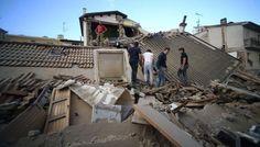Italie : au moins dix morts après un séisme dans le centre du pays (VIDEOS) http://vdn.lv/7aJXc7