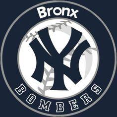 Bronx Bombers - Love the name! Yankees Baby, Yankees Logo, Yankees News, New York Yankees Baseball, Yankees Nursery, Sports Signs, Jr Sports, Sports Teams, Architecture Design