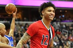 "Kelly Oubre Jr. aka ""Wizard Kelly"" • Player Profile"