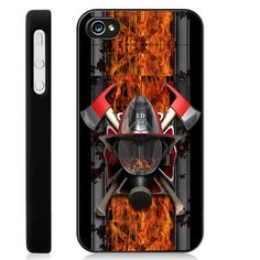 Firefighter Mobile Phone Case