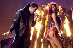 Rihanna faz dança sensual com ex em teaser de novo clipe >> glo.bo/20KXKZS