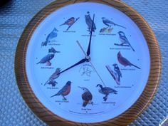 Vintage National Audubon Society Quartz by WHISTLESTOPTRAINSHOP, $20.00