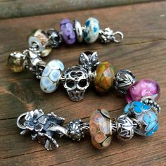Let's give this another go. I've got the beads grouped by category and they will be available from Trollbeads.com September 9, 2016. The collection is called Spirit of Life. All…